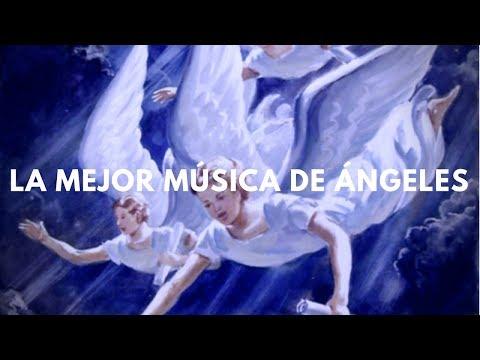 🎵👼🏻2h de la mejor música de Ángeles (432Hz)🎧🎵💽