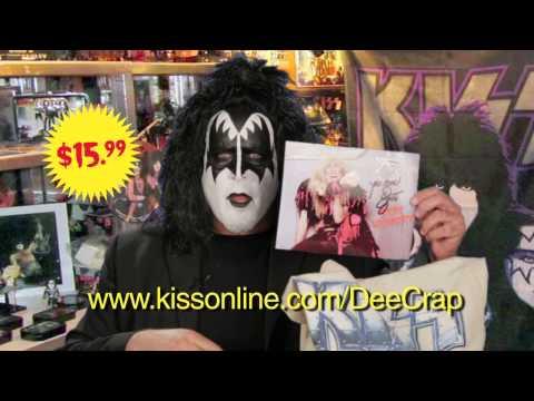 Gene Simmons Roasts Dee Snider! Rock n Roll Roast of Dee Snider!