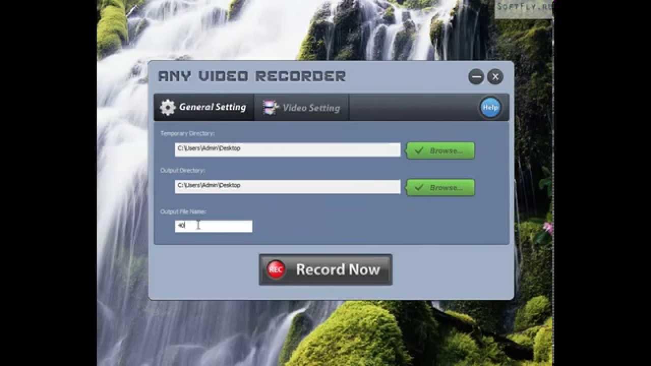 Скачать бесплатно программу записи с экрана