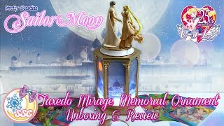Sailor Moon Tuxedo Mirage Memorial Ornament Music Box Unboxing & Review ~ セーラームーン
