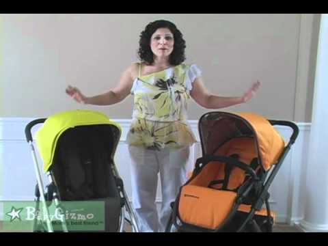 Baby Gizmo Baby Jogger City Mini Gt 2012 Stroller Review