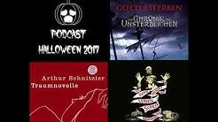 Halloween Special 2017 (Am Abgrund | Traumnovelle | Das Böse kommt auf leisen Sohlen)