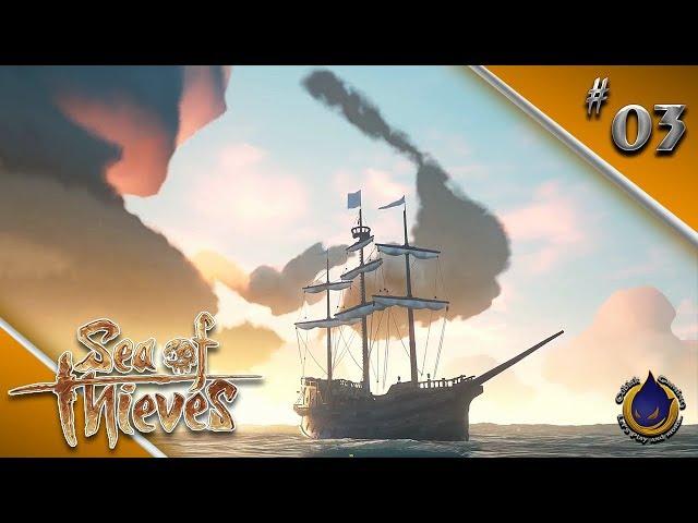 EINE SEEFAHRT, DIE IST LUSTIG 💀 Let's Play SEA OF THIEVES #003