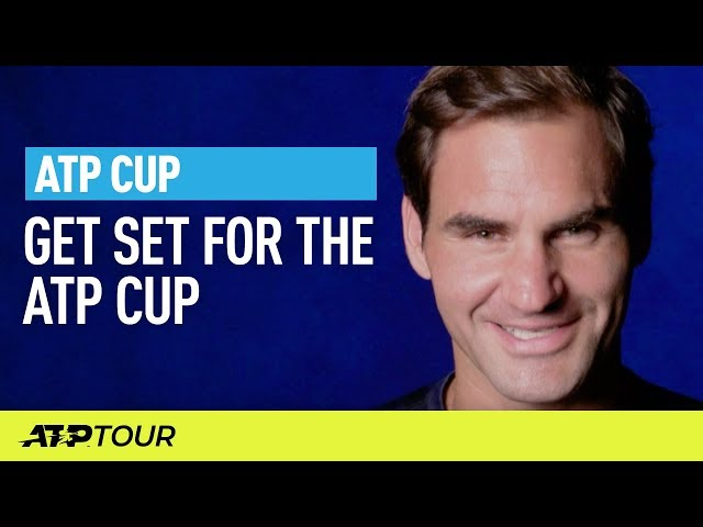 The ATP Cup Is Coming To Tennis | ATP Cup | ATP