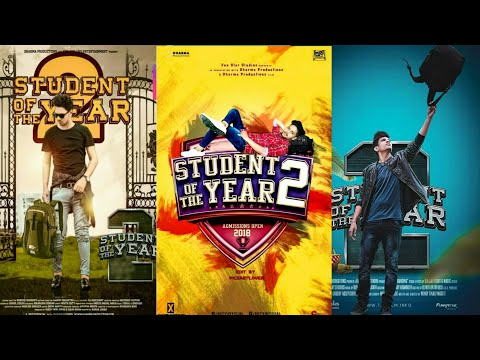student-of-the-year-2-photo-editing-|-new-movie-poster-photo-editing-|-movie-poster-picsart-tutorial