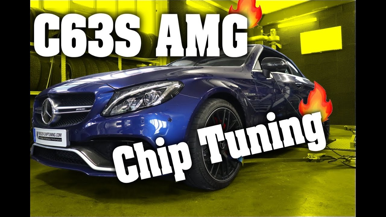 C63S AMG CABRIO CHIP TUNING | KRIEGER PERFORMANCE