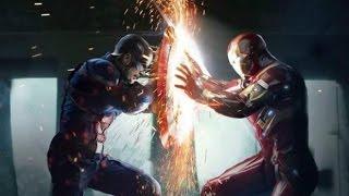 Captain America Civil War 2017   Best Fighting Scene   New Compilation ✔