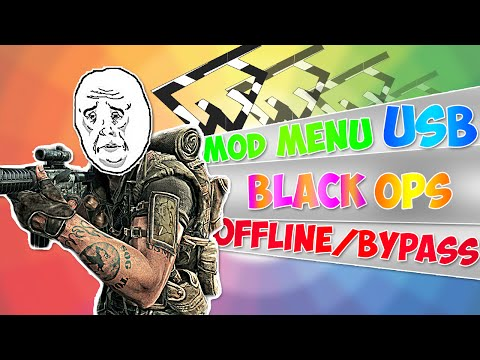 MOD MENU NO JAILBREAK : black ops 1 [FR/EN] (2017)