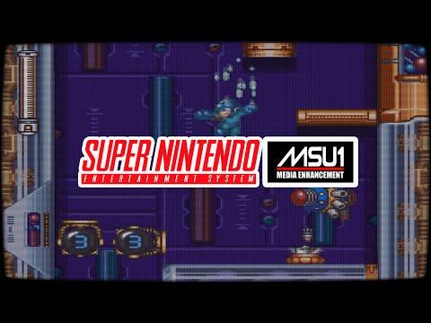 Wii - Super Nintendo SNS9XRX MSU-1 SD MOD GILBERTO LEAL91