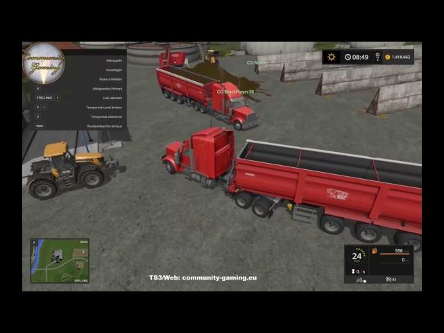 Let's Play Landwirtschafts Simulator 2017   Abfahren zum Rayzer   Folge #029