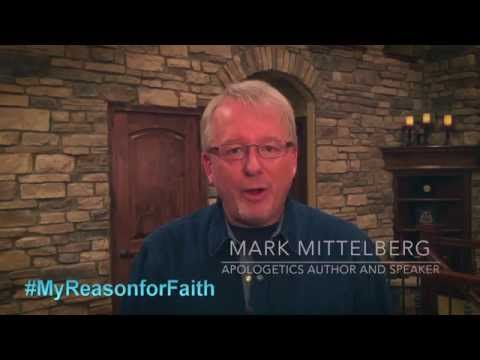 Mark Mittelberg | My Reason for Faith - YouTube
