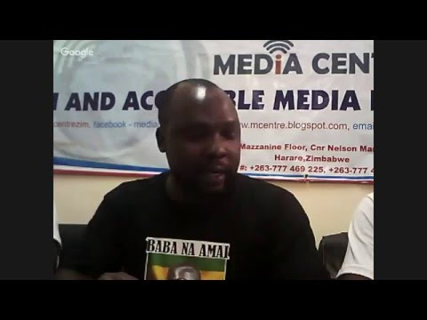 Address on ZANU-PF state of the party