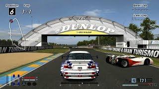 Gran Turismo 4 - BMW M3 GTR Race Car