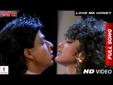 Love Me Honey Honey | Full Song | English Babu Desi Mem | Shah Rukh Khan, Sonali Bendre