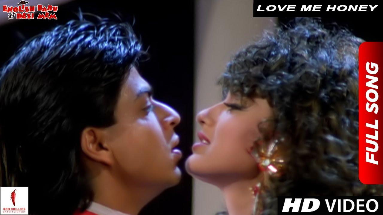 Download Love Me Honey Honey | Full Song | English Babu Desi Mem | Shah Rukh Khan, Sonali Bendre
