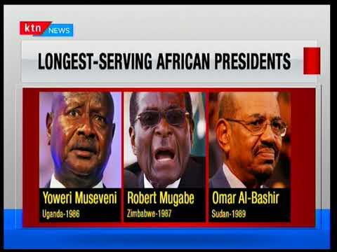 Bottomline Africa: Longest serving presidents in Africa