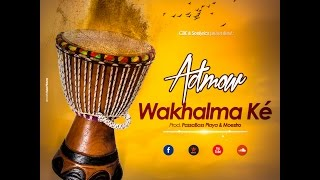 Admow - Wakhalma Ké (Prod by PassaBoss Playa & Moestro) (Audio)
