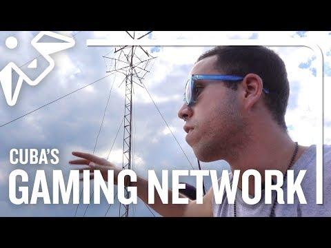 Cuba's Underground Gaming Network