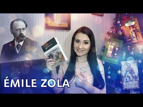 Прочитанные книги: Эмиль Золя