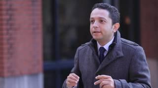 مصر تستطيع | د.أحمد الشافعي يكشف لأحمد فايق كيف سوف يتحول القماش لشاحن للموبايل