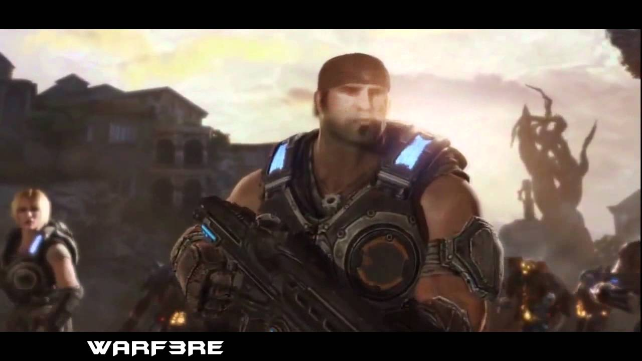 Gears of War 3 - Dom's Death Scene :( R.I.P. DOM (Saddest Death Scene) - YouTube