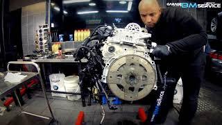 BMW X3 F25 DISTRIBUTION
