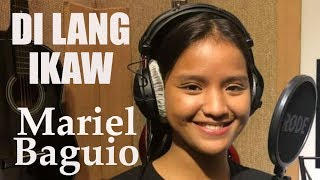 DI LANG IKAW (cover) by Mariel Baguio (OBM Artist)