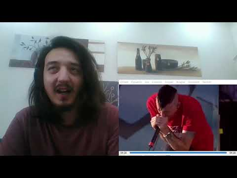 Linkin Park - Wish Live (Nine Inch Nails Cover) / REACTION!