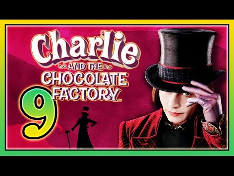 Charlie And The Chocolate Factory Walkthrough Part 9 (PS2, Gamecube, XBOX) ~ Chapter 5