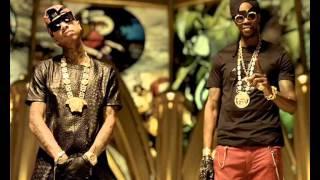 Tyga ft  2 Chainz - Hijack  instrumental