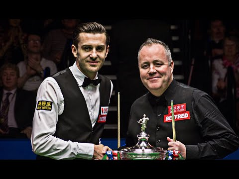Funny Exchange Between Mark Selby & John Higgins