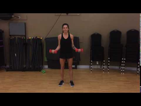 Best Arm Exercises for Women #1: Biceps Curl