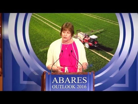 Global agriculture: Mary Bohman, Economic Research Service, US Department of Agriculture