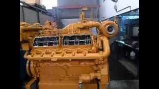 motor 3412 caterpillar