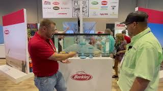ICAST 2021 Best of Show - Berkley PowerBait Gilly Swimbait Fishing Lure