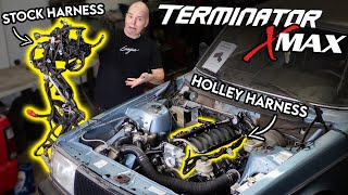 homepage tile video photo for Holley TERMINATOR X-MAX Install on the TURBO LS Volvo!