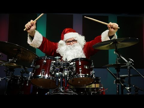 Drumeo Staff Christmas Drum Collab 2017
