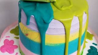 Slime Cake!!!
