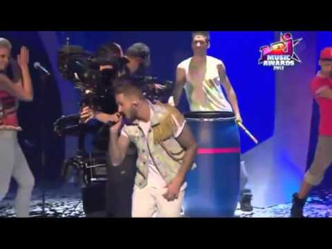 Matt Pokora Nrj Music Awards 2012 Youtube