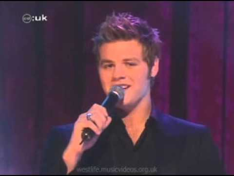 Westlife   Mandy CDUK 08 11 2003