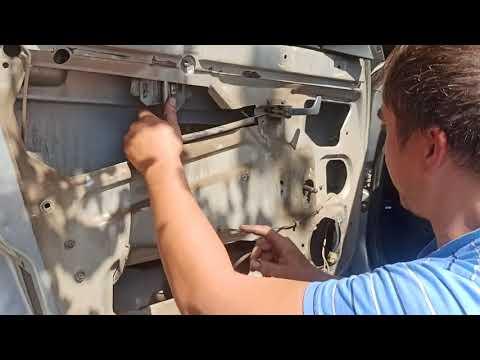 ваз 2110,11,12 установка, и подключение передних электрических стеклоподъемников