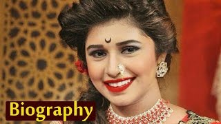 Sanskruti Balgude - Biography