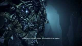 Mass Effect 3: Meeting and talking with Leviathan