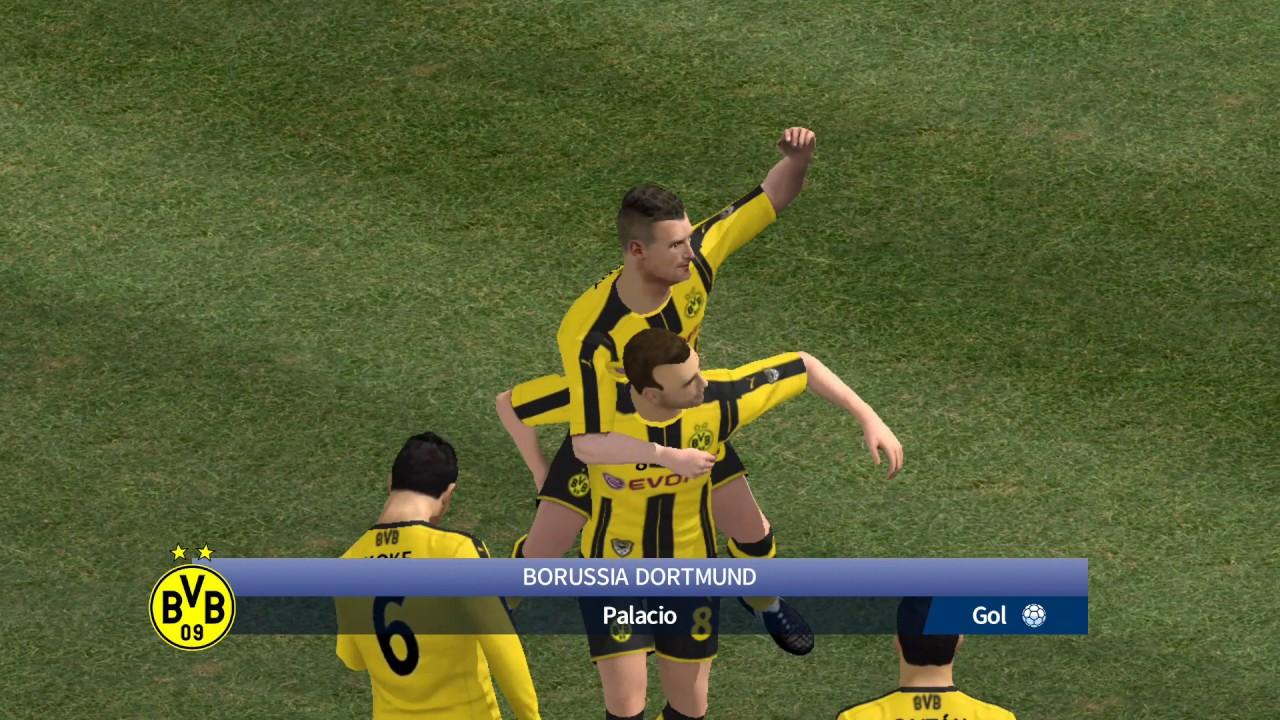 dfd4b014a Dream league soccer 17  Borussia Dortmund - YouTube