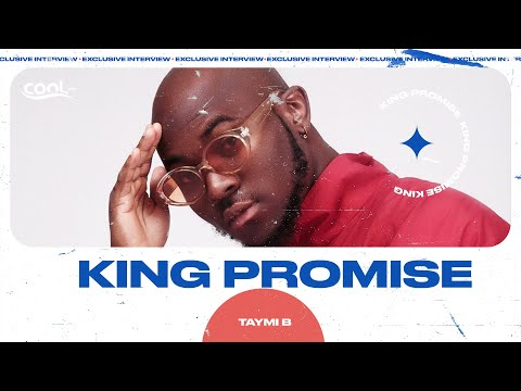 """Download """"I'm actually part Nigerian"""" - King Promise"""