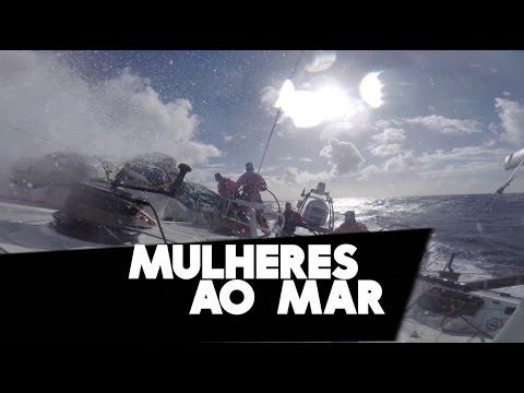 Equipe Feminina Disputa Regata Volvo Ocean Race - #45
