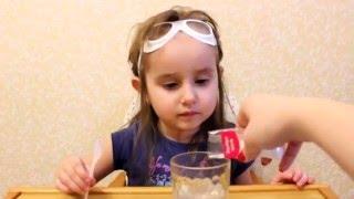 хімічні сяючі досліди для дівчаток, химические сверкающие опыты для девочек
