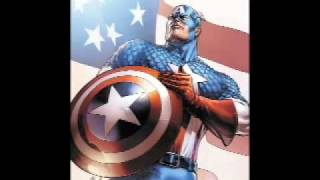 Theme of Captain America Remix - Marvel vs Capcom
