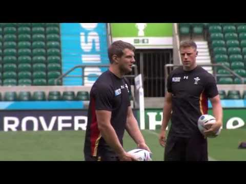 Dan Biggar says that Wales are aiming to prove doubters wrong in World Clash clash with England