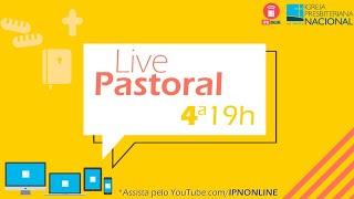 LIVE PASTORAL IPN ONLINE #159 (1 Tessalonicenses 5.16-18 - Rev. Marco Baumgratz) – 03/02/2021